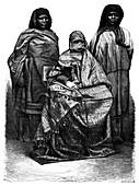 Malagasy Women', 19th century