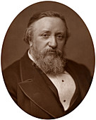Benjamin Ward Richardson, British physician and writer