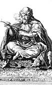 The Grand Emir of Arabia'