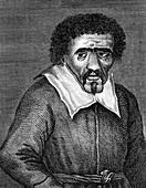 John Evans, 18th century Welsh astrologer