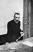 Pierre Curie, French chemist