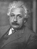 Albert Einstein, mathematician and physicist