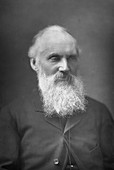 Lord Kelvin, Scottish mathematician and physicist, c1890