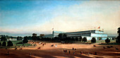 Crystal Palace, Hyde Park, London, 1851