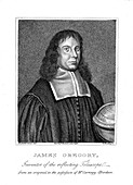 James Gregory, Scottish mathematician and astronomer