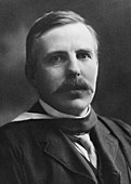 Ernest Rutherford, Nobel prize-winning atomic physicist