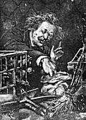 Jules Verne, Autour de la Lune, 1865