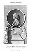 Joseph Priestley, English chemist and Presbyterian minister