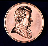 Humphry Davy, British chemist and inventor