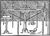 A surveyor's level, 1547