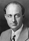 Enrico Fermi, Italian-born American nuclear physicist, c1938