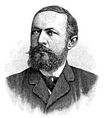 Emil von Behring, German immunologist and bacteriologist