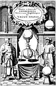 Experimenta Nova, ut vocant, Magdeburgica, de vacuo Spatio