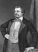 August Wilhelm Hofmann, German organic chemist, 1854-1860
