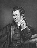 Humphry Davy, British chemist, 19th century