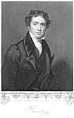 Michael Faraday, English chemist and physicist, 19th century