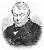 Christian Friedrich Schonbein, German chemist, c1898
