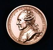 Joseph Jerome Lefrancais de Lalande, French astronomer