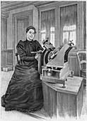 Dorothea Klumpke Roberts, American mathematician