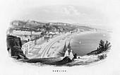 Dawlish', Devon, c1860