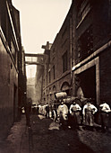 Combe and Co's Brewery, Castle Street, London, c1875