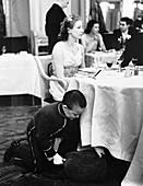 Trocadero Restaurant, Leicester Square, London, 1939