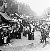 Chapel Market, Islington, London