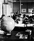 Classroom, London
