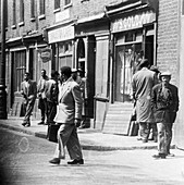 Notting Hill, London, 1940s