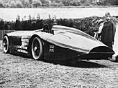 Sunbeam 1000 hp car, 1927