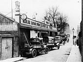 Daimler breakdown trucks, early 1920s