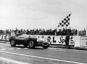 Rheims 12 Hours Race, France, 1954