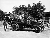 1903 Milnes Daimler Charabanc