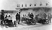 Grand Prix de L'ACF des Cyclecars, Amiens, France, 1913