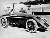 1920 Duesenberg record car, driven by Jimmy Murphy
