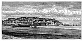 Jaffa, Israel, c1890