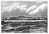 Mocha, Yemen, c1890