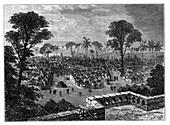Kumasi, Ashanti, Gold Coast, West Africa, c1890