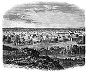 Kano, Sokoto, Nigeria, c1890