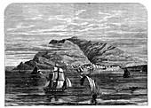 Funchal, Madeira, c1890