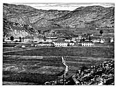 Cetinje, Montenegro, c1890