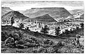 Tirnova, the old capital of Bulgaria, c1890