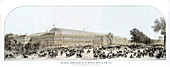 Palace of Industry, Exposition Universelle, Paris, 1900