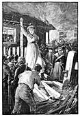 Rebecca Riots, South Wales, 1840s