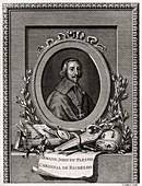 Armand Jean Du Plessis, Cardinal et Duc de Richelieu', 1775