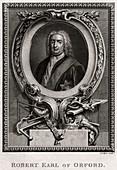 Robert Earl of Oxford', 1775