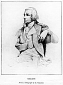 Horatio Nelson, 1st Viscount Nelson, English naval commander