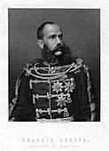 Francis Joseph, Emperor of Austria, 19th century