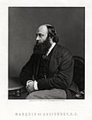 Robert Arthur Talbot Gascoyne-Cecil, British statesman