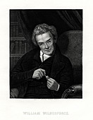 William Wilberforce, English anti-slavery campaigner